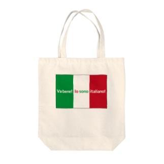 ITALIAN Tote bags