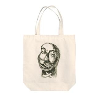 うちゅうのともだちのすごいね Tote bags