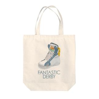 Fantastic Derby(白馬) トートバッグ