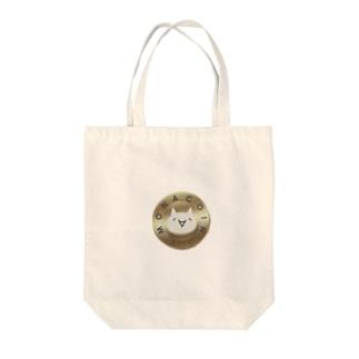 モナーコイン Tote bags