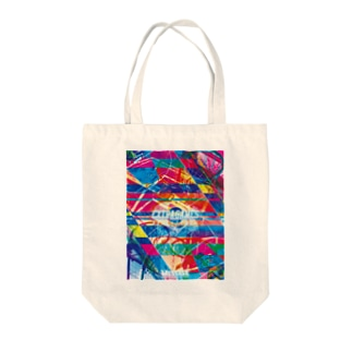 MessagEのEXTRA GAMES Tote bags