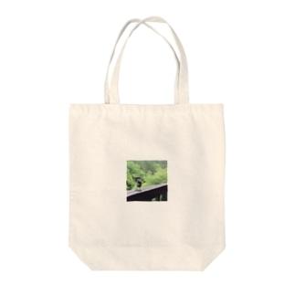 カエルさんの Tote bags