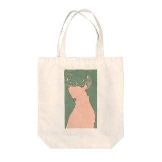 マッシュ Tote bags