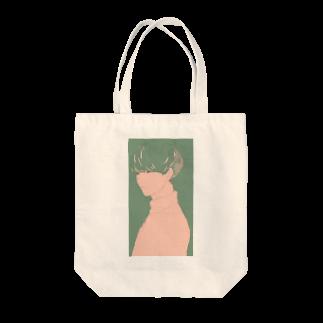 たかなえのマッシュ Tote bags