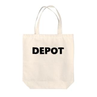 貯蔵庫!!にしようよ!! Tote bags
