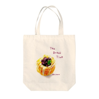 TeaBreakTime Tote bags