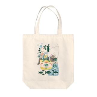 N・ECOBAG Tote bags