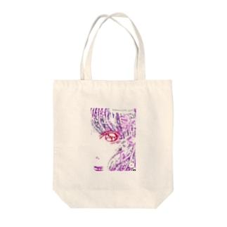 ピュア♥️女子 Tote bags