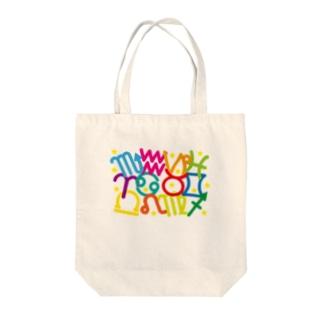 ホロスコープ Tote bags