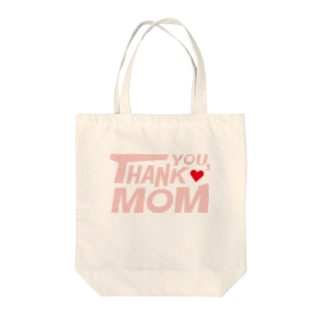 THANK YOU MOM Tote bags
