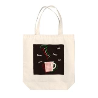 イタリア Tote bags