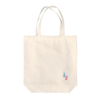Drops Tote bags
