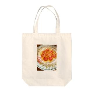 スィーツ薔薇 Tote bags