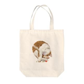 I love cat Tote Bag