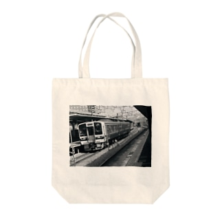鉄道写真@岡山 Tote Bag