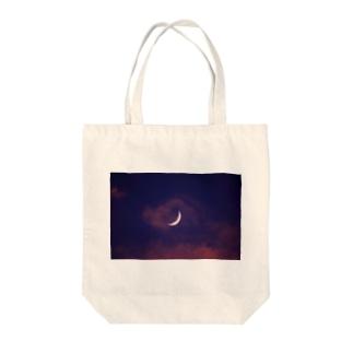 MIKAZUKI Tote bags
