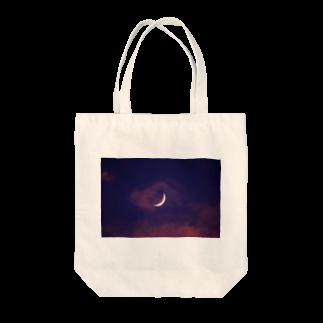 moonIbizaのMIKAZUKI Tote bags
