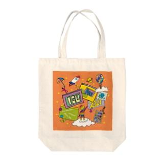 ICUFES2021[ミーティングを起動] Tote bags
