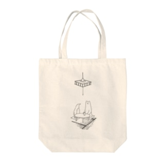 CHABUDAI Tote bags