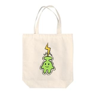 アイデア(カラー) Tote bags