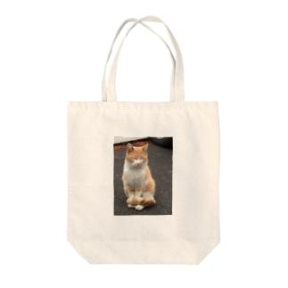 ガジローさんBタイプ Tote bags