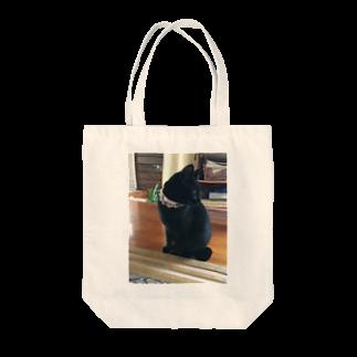 kawabata hirokoのガーリーミャオ Tote bags