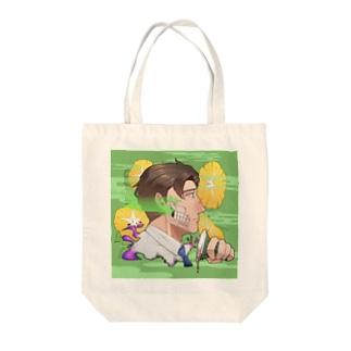 あの子は私が視えている Tote bags