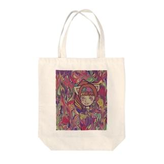 🌈🍒夢色DREAM💟🦄 Tote bags