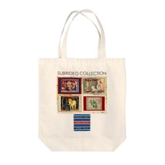 馬小屋の神の子 Tote bags