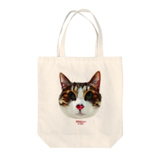 SHIMA chang the CAT 4 Tote bags