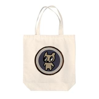 くま子 Tote bags