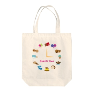 SWEETS TIME! Tote bags