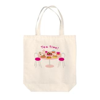 TEA TIME! Tote bags