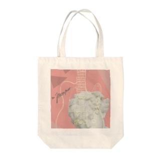 ぴんくの音 Tote bags