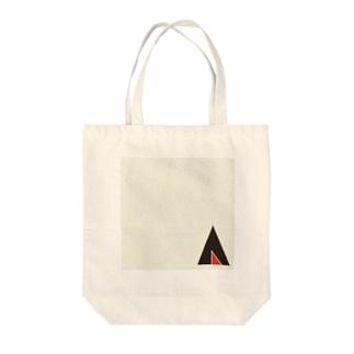 イニシャルA Tote bags