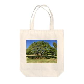 モアナルア・ガーデン Tote bags