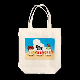 Piso Store on Suzuriの夏のヤンハムトートバッグ