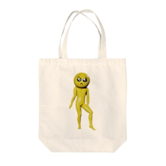 かわいいPIEN Tote bags