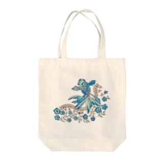 金魚畑 Tote bags