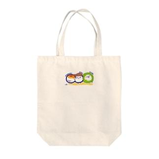 餅菓子*だんご Tote bags