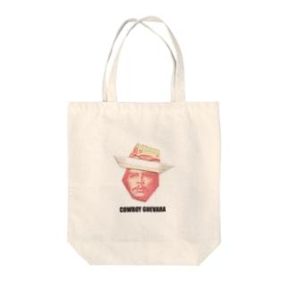 カウボーイ ゲバラ Tote bags