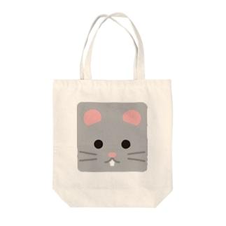 干支-子-animal up-アニマルアップ- Tote bags