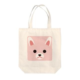 干支-卯-animal up-アニマルアップ- Tote bags