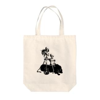 ハーケンクロイツ Tote bags