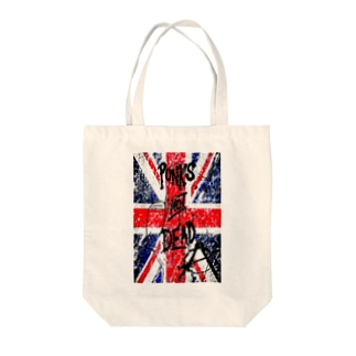 punks② Tote bags