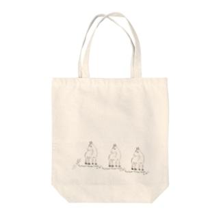 干支(午年) Tote bags