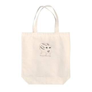 干支(亥年) Tote bags