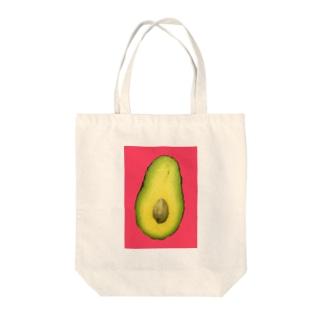 いつかのアボカド by Wanna&Co. Tote bags
