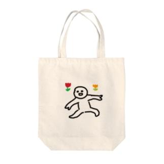 抱きしめに行くよ君 Tote Bag