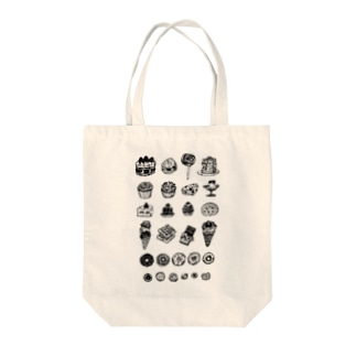 sweets トートバッグ Tote bags